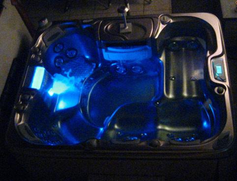 Whirlpool mit Solarladung